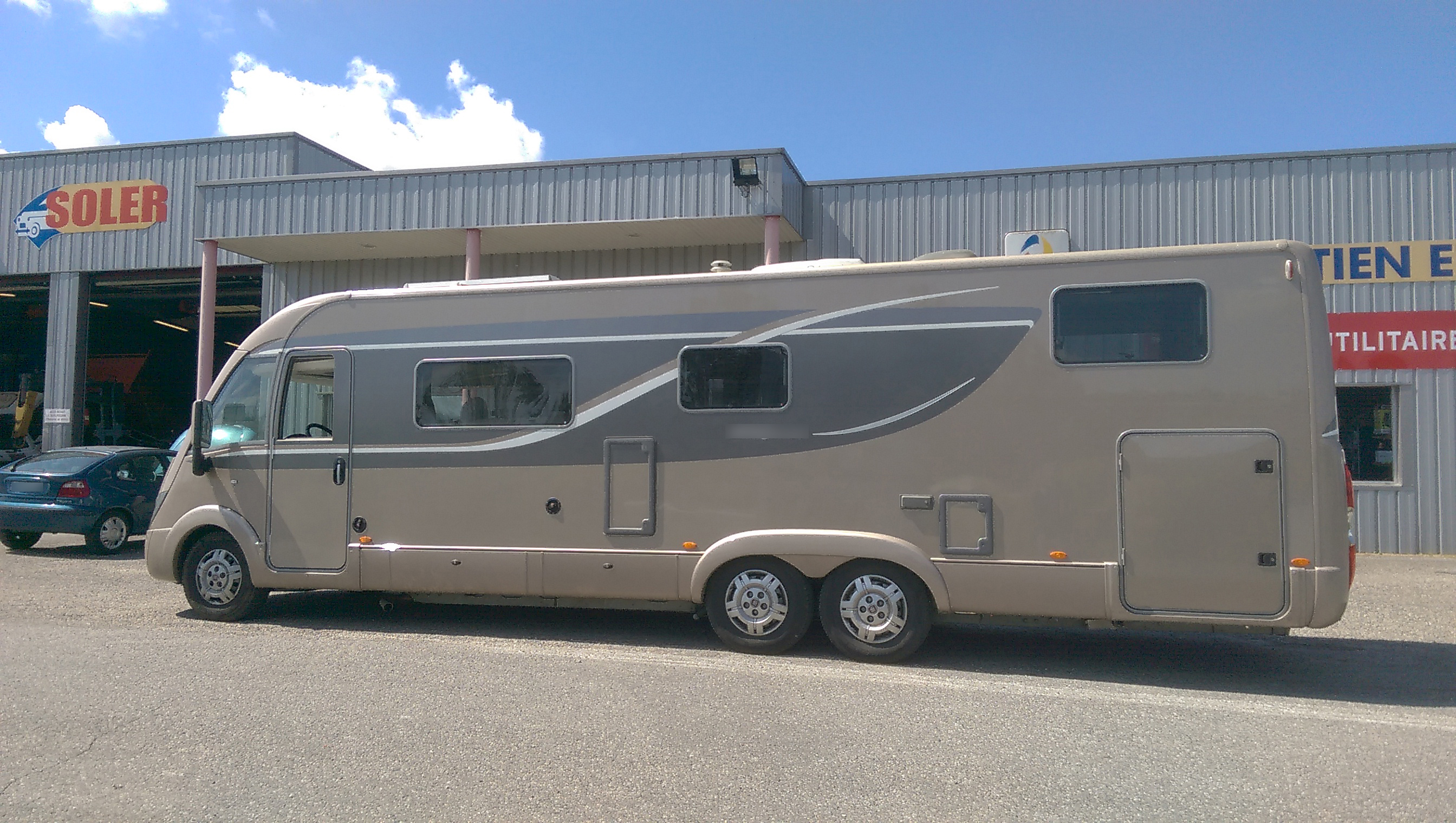 camping car auch
