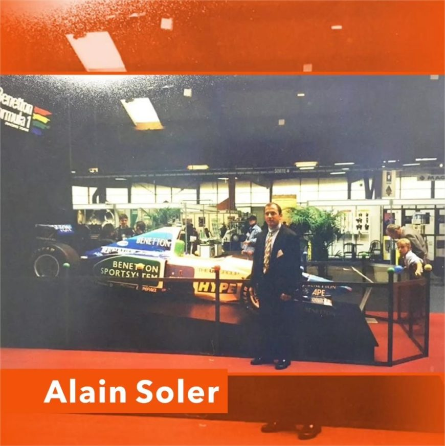 L'histoire du Garage Soler