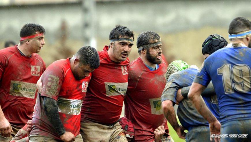 Rugby Club Auch VS SA Hagetmau